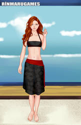 Summer Liz by vampiregirl123456
