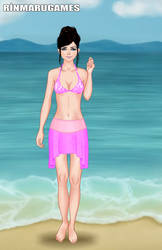 Summer Kiera by vampiregirl123456