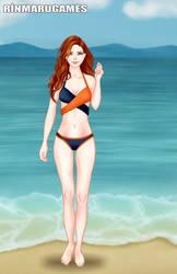 Summer Isabella by vampiregirl123456