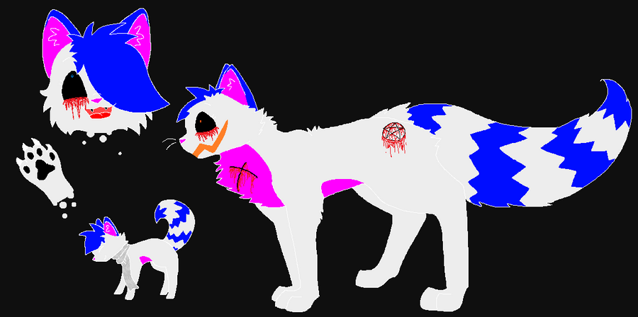 NeuroToxin ::Virus Nightmare Forme:: by Deadly-Meow