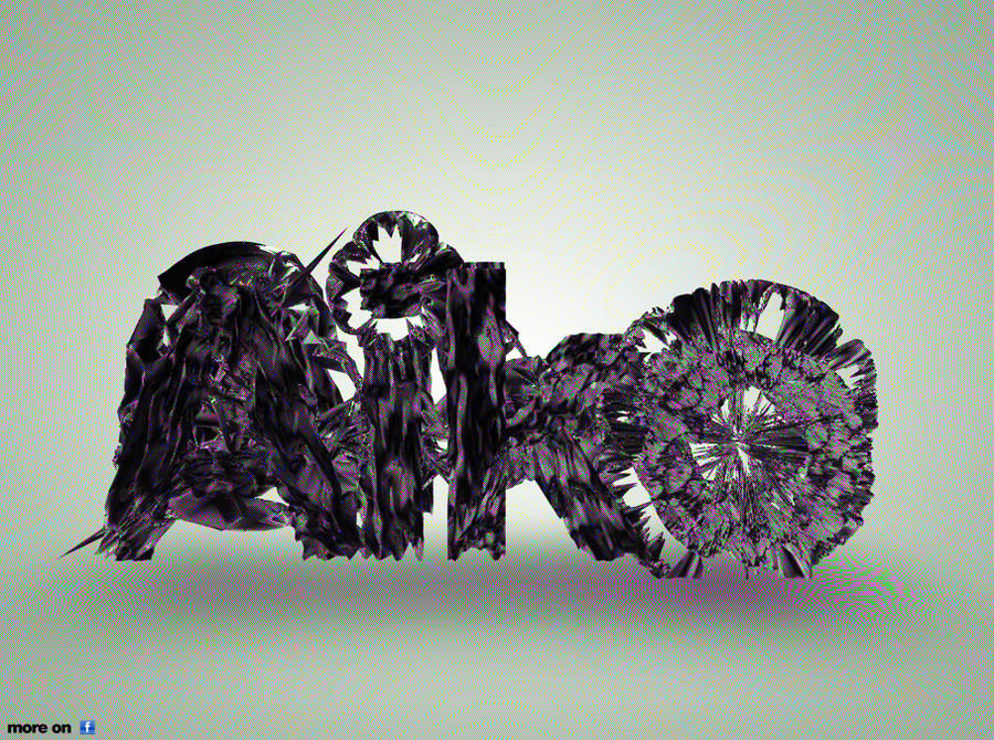 Aiko 3D Abstract Typo by zARTs