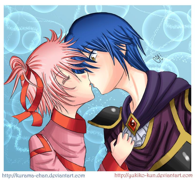 - Collab: Kirby x Meta Knight- by Yukiko-Kun on DeviantArt