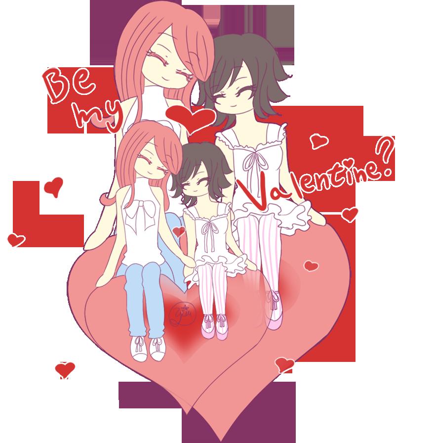 - Be My Valentine? - by Yukiko-Kun