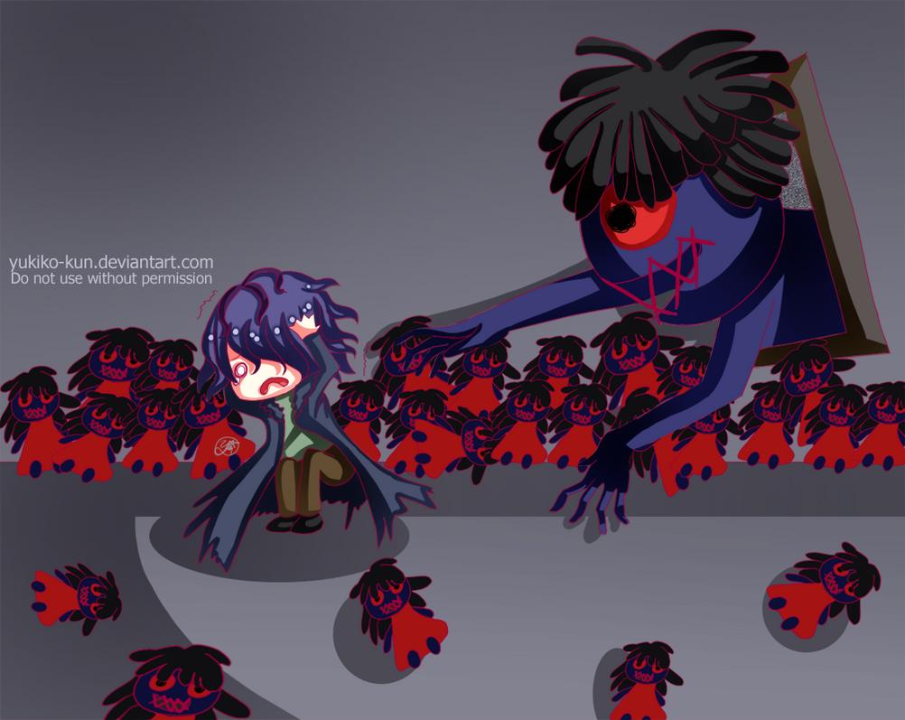 - Ib: OH GOD, NO - by Yukiko-Kun