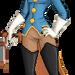 Captain Amelia by aerieyena