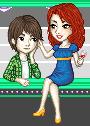 Alexander and Liana by aerieyena