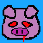 No.0042 Zombie Pig