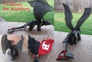 HTTYD Toothless for Sale