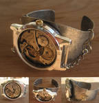 Clock Insides Bracelet