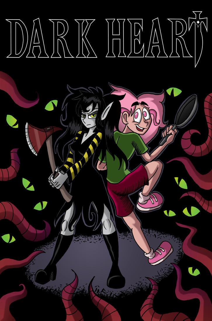 Dark Heart-The Darkness Begins by Piddies0709