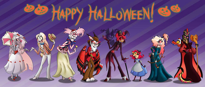 Hazbin Halloween
