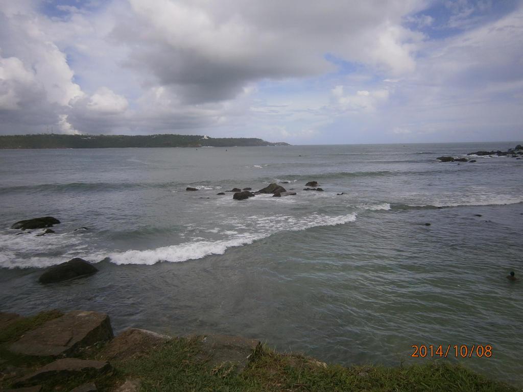 the sea by kumarawi