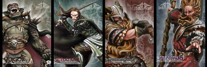Warlord Saga Battle Series 2 by Yerahmeel