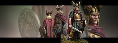 Vercingetorix by Yerahmeel