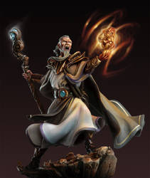 Warlord Saga 'Khaerus' by Yerahmeel