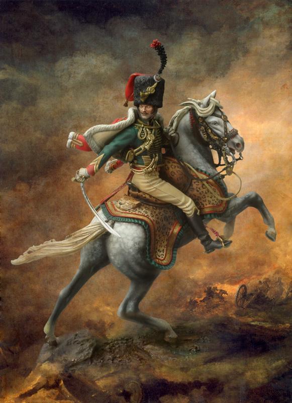Chasseur de la Garde by Yerahmeel
