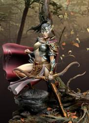 Warlord Saga 'Aenariel' by Yerahmeel