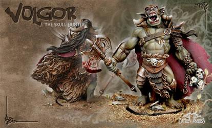 Battle Series - Volgor by Yerahmeel