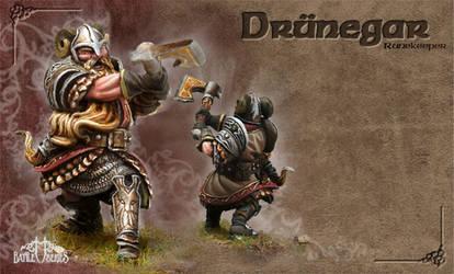 Battle series - Drunegar by Yerahmeel