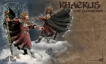 Battle series - Khaerus by Yerahmeel