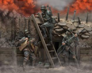 WWI by Yerahmeel