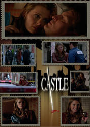 Kate and Castle Number one Fan by desruction888