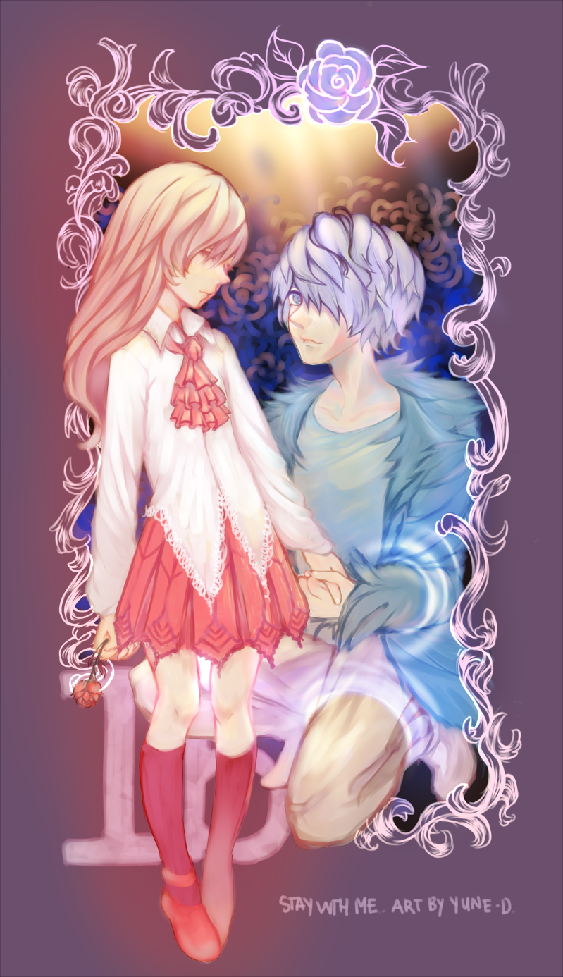 Stay with me IB by yune-d