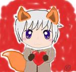 Chibi Russia fox