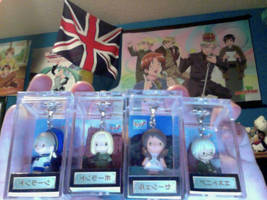 My Hetalia Movic Mascots by ZeldaKinz