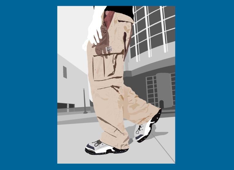 Shoe Ad by Vectorinox