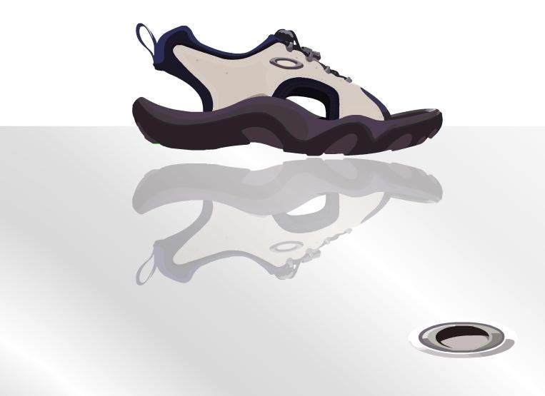 Sandals by Vectorinox