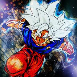 MUI Goku by AGB234