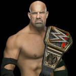 WWE Goldberg WWE Champion 2021 Render