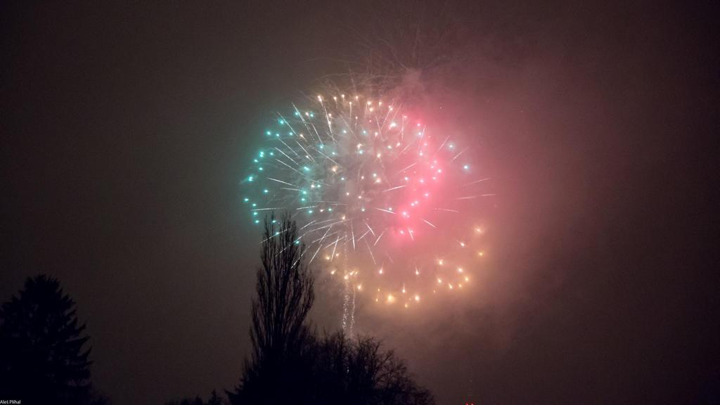 Fireworks by antivir123