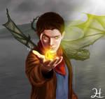 Merlin and Kilgharrah