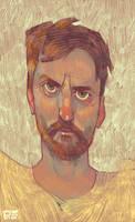 Self Portrait by Odewill