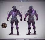 [Conquistador] MC Alien Suit