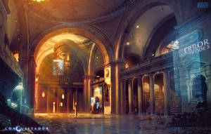 [Conquistador] MM Great Hall Concept by Odewill