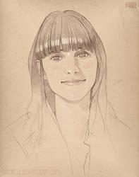 Elvira Burdiel Portrait