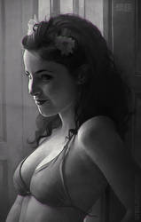 Beatriz Olivares Portrait