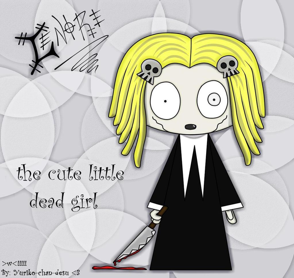 Lenore The Cute Little Dead Girl by yuriko-chan-desu