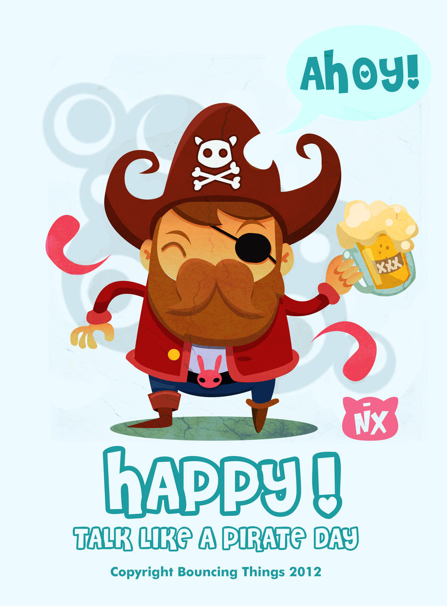 talk like a pirate day by nixaelich on deviantart