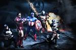 Battlefield Avengers