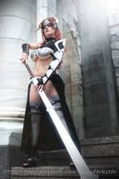 Queen's Blade Claudette by AbbyDark-Star