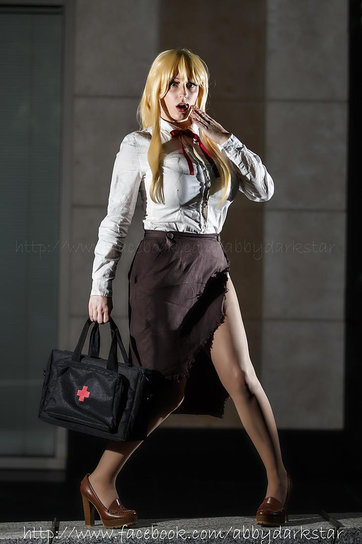 Shizuka Marikawa from Highschool of the Dead by AbbyDark-Star