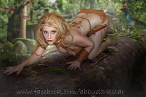 Shanna the She Devil by AbbyDark-Star
