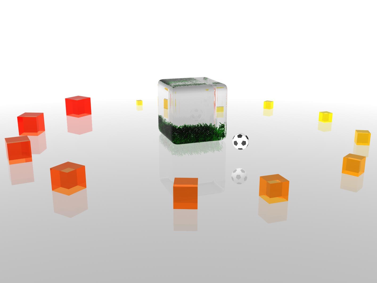 Summer cube