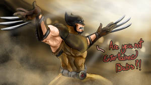 Wolverine Gladiator