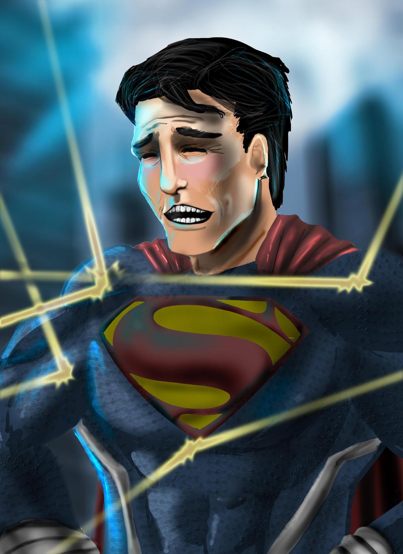 Superman Meme by goldenmurals on DeviantArt