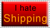 I hate shipping by Rapc